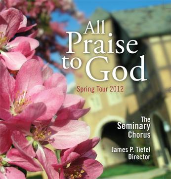 WLS seminary chorus